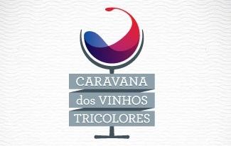 Primeira fotogarfia publicada no artigo Caravana dos Vinhos Tricolores trouxe vinhos da França surpreendentes!